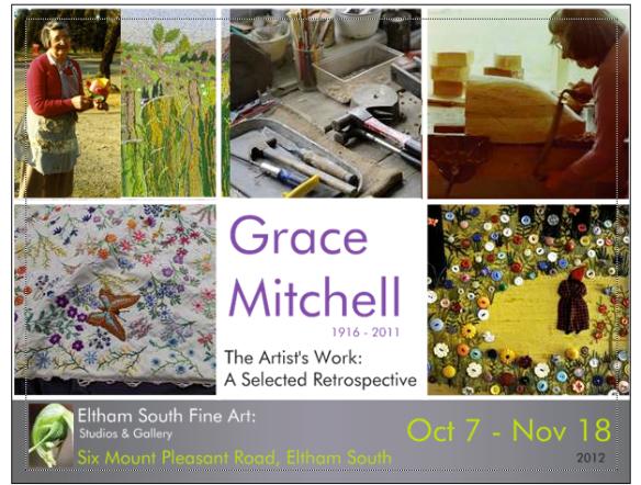 Invitation: Grace Mitchell