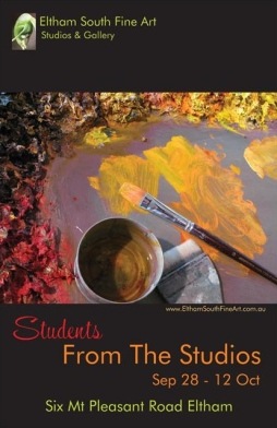Students from the Studios Poster