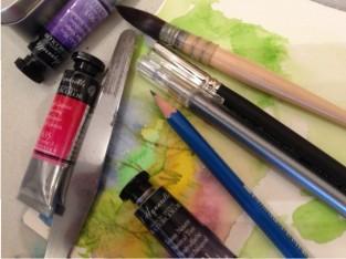 Materials for mixed media